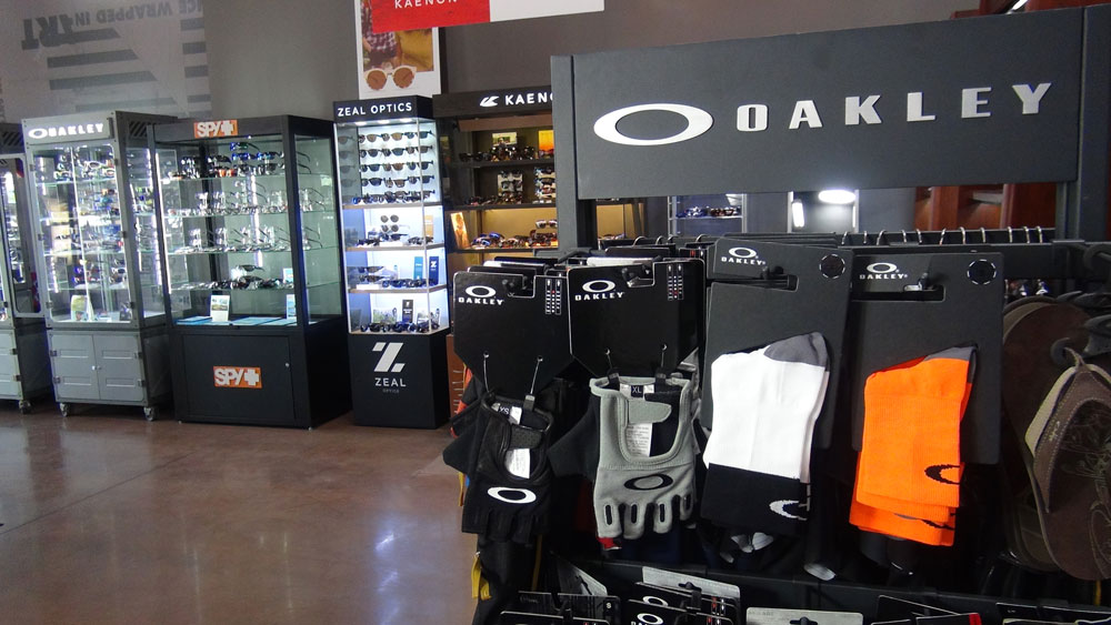 Oakley Sport Gear and Eyewear